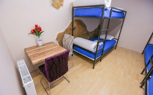 The Macan Hostel комната для гостей