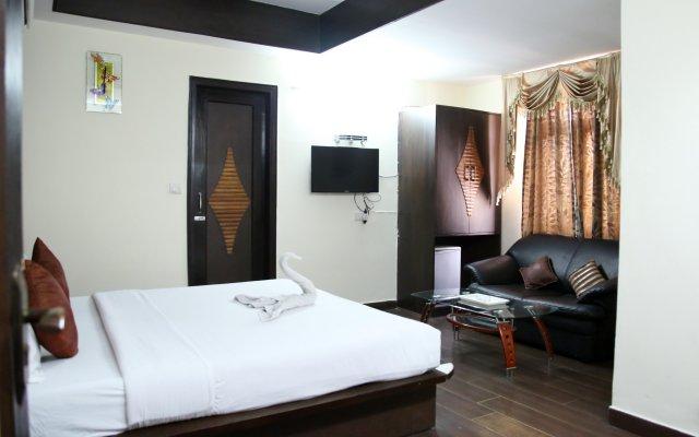 Отель Ananda Delhi Индия, Нью-Дели - отзывы, цены и фото номеров - забронировать отель Ananda Delhi онлайн комната для гостей