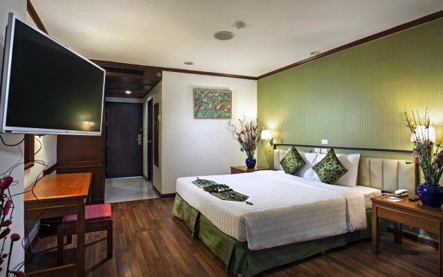 Отель Aspira Grand Regency Sukhumvit 22 Таиланд, Бангкок - отзывы, цены и фото номеров - забронировать отель Aspira Grand Regency Sukhumvit 22 онлайн комната для гостей