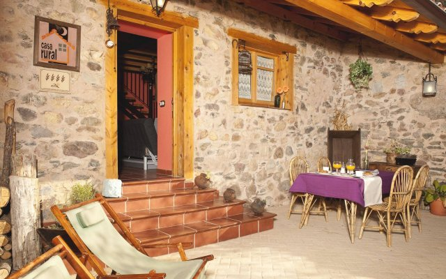 Отель Casa Rural Entre Valles вид на фасад