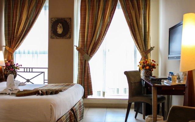 Отель Retaj Hotel Иордания, Амман - отзывы, цены и фото номеров - забронировать отель Retaj Hotel онлайн комната для гостей
