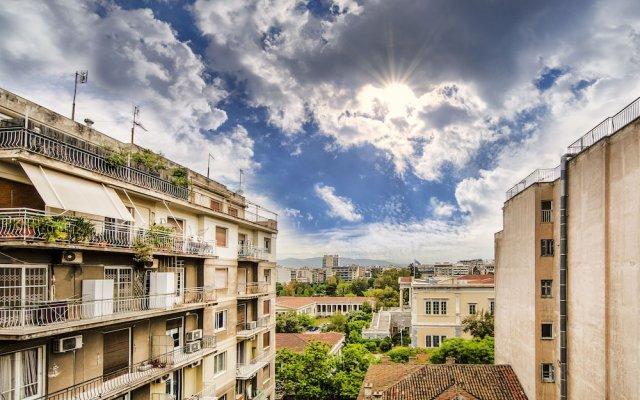 Отель Comfy apt in city center Греция, Афины - отзывы, цены и фото номеров - забронировать отель Comfy apt in city center онлайн