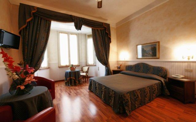 Hotel Porta Pia комната для гостей
