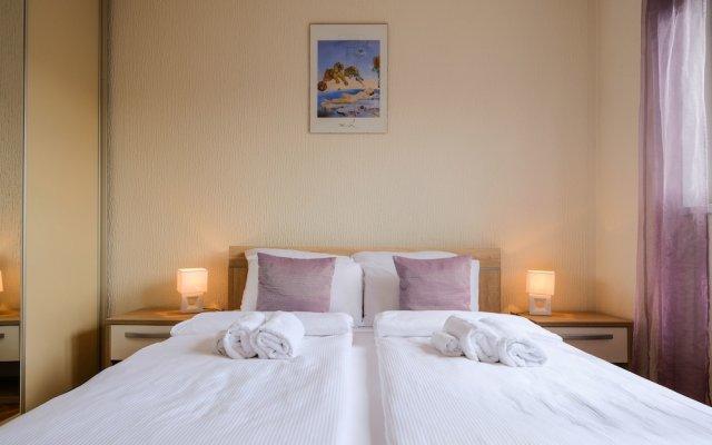 Отель 3rooms downtown Belgrade комната для гостей