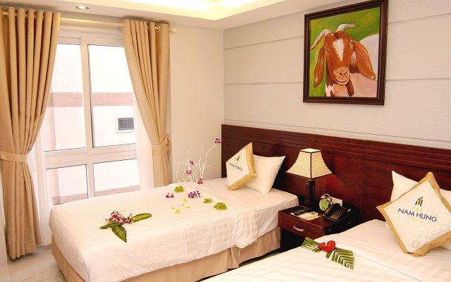 Nam Hung Hotel вид на фасад