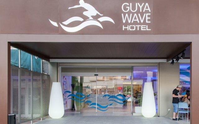 Guya Wave Hotel вид на фасад