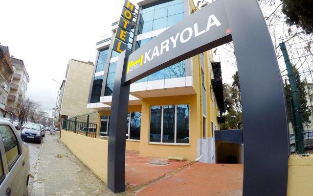 Karyola Otel - Caters to Men Турция, Гебзе - отзывы, цены и фото номеров - забронировать отель Karyola Otel - Caters to Men онлайн вид на фасад