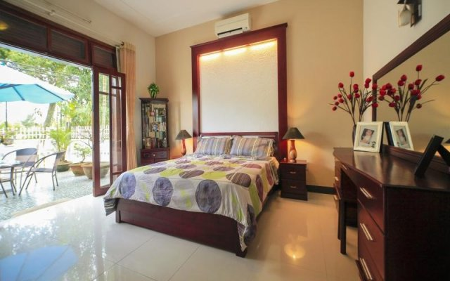 Отель An My Homestay комната для гостей