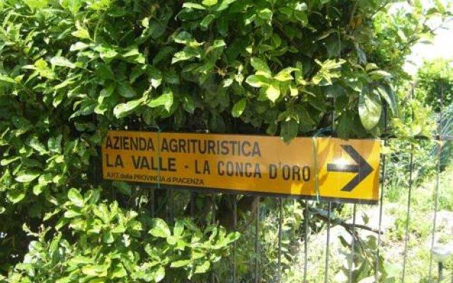 Отель Agriturismo La Conca D'oro Сальсомаджоре приотельная территория