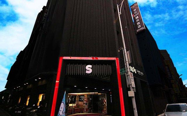 Ximen 101-s HOTEL вид на фасад