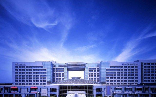 Hotel Nikko Kansai Airport вид на фасад