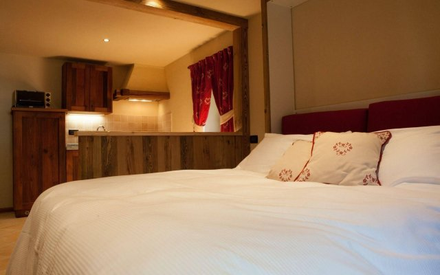 Апарт-Отель Residence Le Petit Coeur Ла-Саль комната для гостей