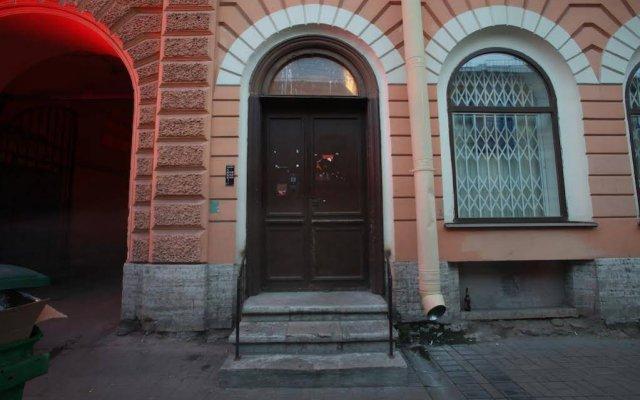 Hostel Visit вид на фасад