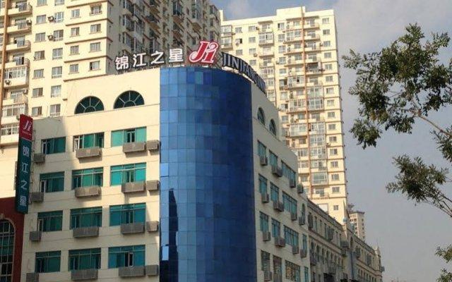 Отель Jinjiang Inn Dalian Jinzhou Stalin Road вид на фасад