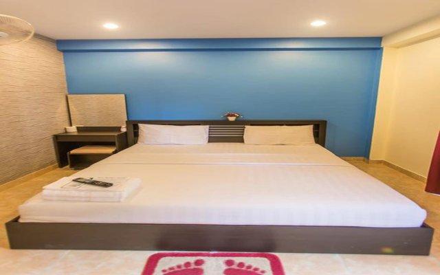 Отель Retox Game On комната для гостей