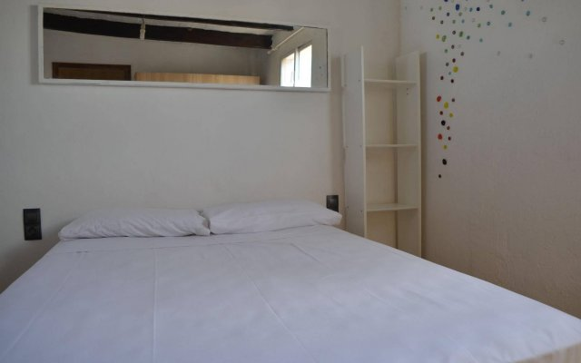 Апартаменты Apartment Bed&bcn Verdi Барселона комната для гостей