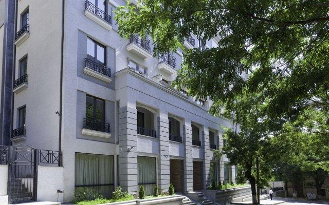 Гостиница Астория Тбилиси вид на фасад