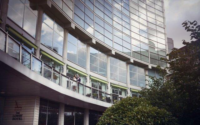 The Lowry Hotel вид на фасад