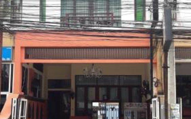 Отель Хостел Vanilla Hostel & Bar Таиланд, Паттайя - отзывы, цены и фото номеров - забронировать отель Хостел Vanilla Hostel & Bar онлайн вид на фасад