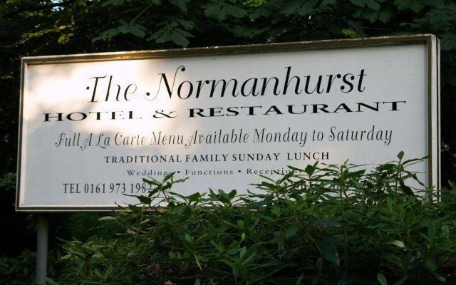 NormanHurst Hotel вид на фасад