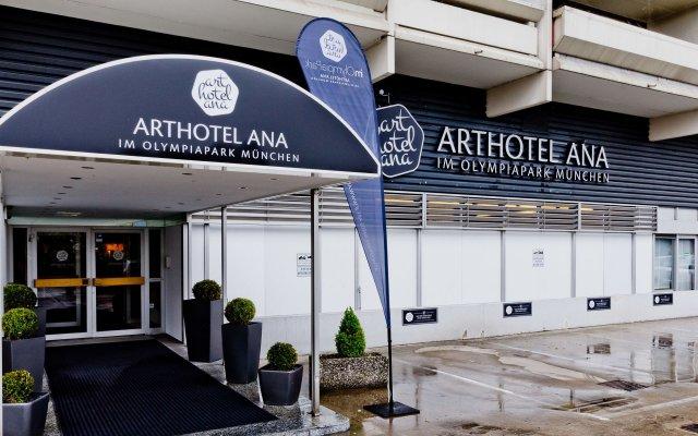 Arthotel ANA im Olympiapark