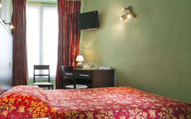 Отель 9Hotel Bastille-Lyon комната для гостей