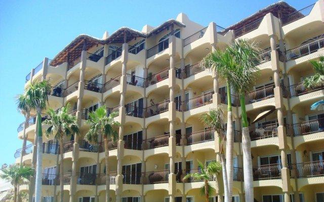 Отель Beachfront Las Olas 2bdr Condo вид на фасад