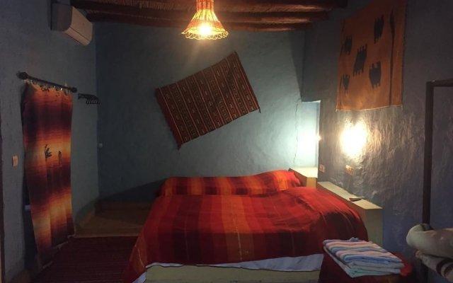 Отель Auberge Kasbah Des Dunes Марокко, Мерзуга - отзывы, цены и фото номеров - забронировать отель Auberge Kasbah Des Dunes онлайн комната для гостей