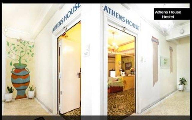 Отель Athens House Греция, Афины - отзывы, цены и фото номеров - забронировать отель Athens House онлайн вид на фасад