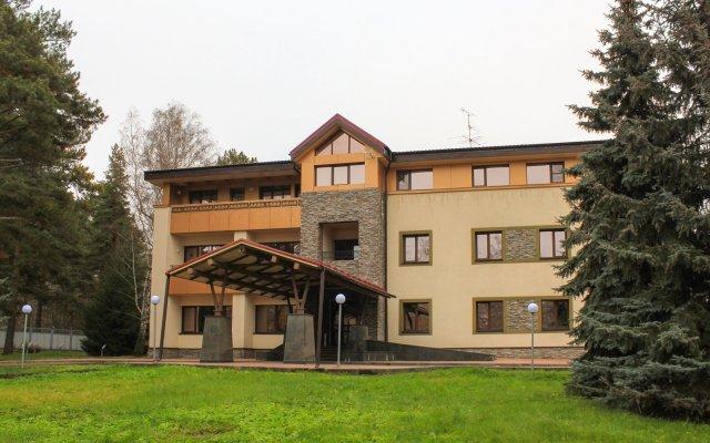 Sosnovy Bor Park-Hotel вид на фасад