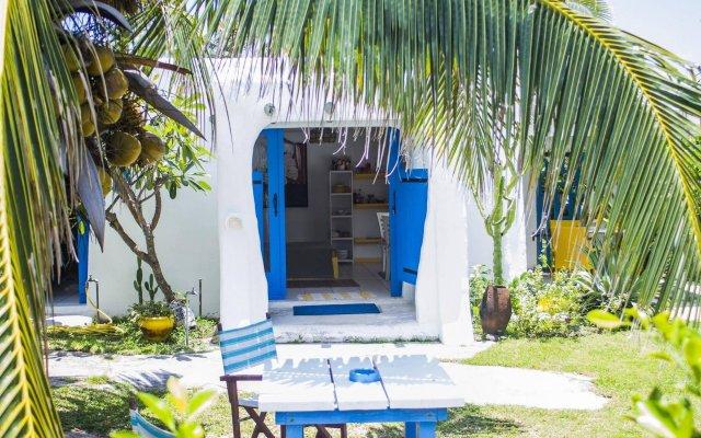 Отель Anapa Beach Французская Полинезия, Папеэте - отзывы, цены и фото номеров - забронировать отель Anapa Beach онлайн вид на фасад