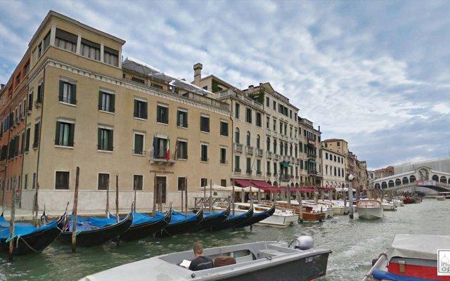 Отель H10 Palazzo Canova Италия, Венеция - отзывы, цены и фото номеров - забронировать отель H10 Palazzo Canova онлайн вид на фасад
