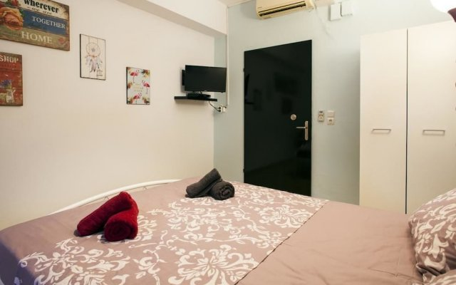 Апартаменты Comfort Apartments 2 комната для гостей