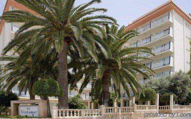 Hotel Vistamar by Pierre & Vacances вид на фасад
