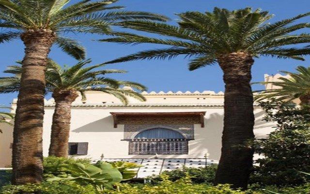 Отель Sofitel Fès Palais Jamaï Марокко, Фес - отзывы, цены и фото номеров - забронировать отель Sofitel Fès Palais Jamaï онлайн вид на фасад
