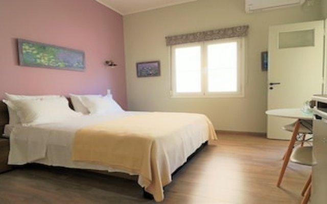 Отель Athens City Studios комната для гостей