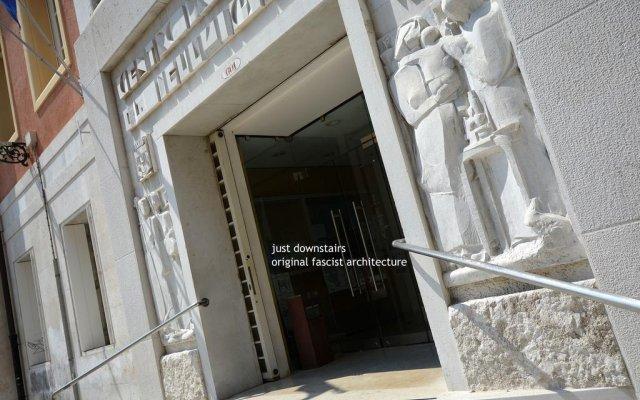 Отель Anna Италия, Венеция - отзывы, цены и фото номеров - забронировать отель Anna онлайн вид на фасад
