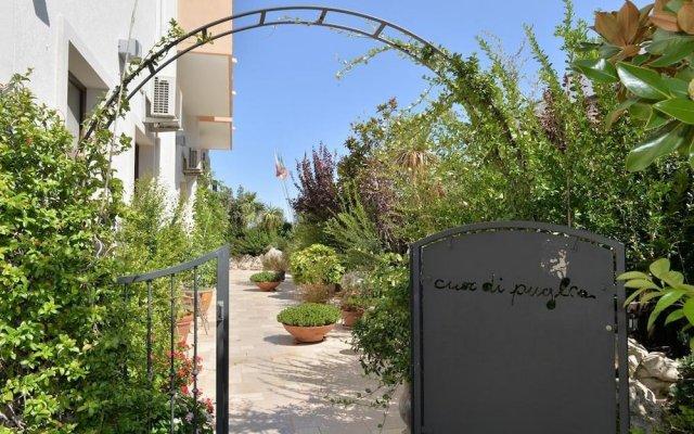 Отель Cuor Di Puglia Альберобелло вид на фасад