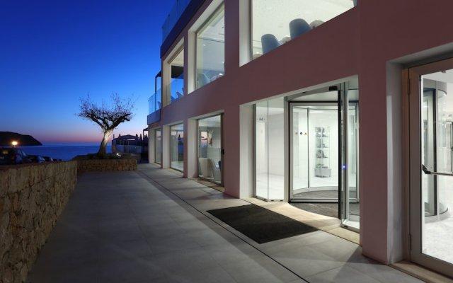 Hotel Mar Azul - Только для взрослых вид на фасад