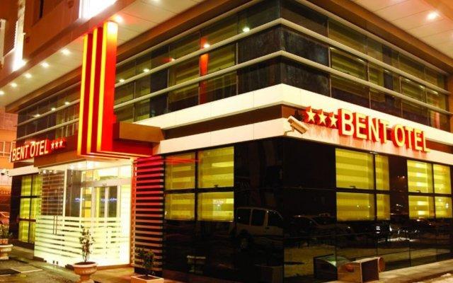 Bent Hotel вид на фасад