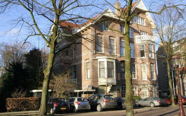 Borgmann Villa Hotel вид на фасад