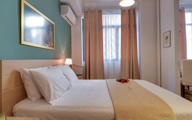 Отель Ermou Fashion Suites by Living-Space.gr Афины комната для гостей