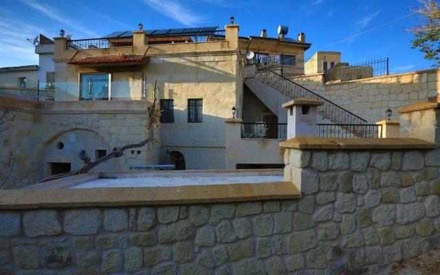 Отель Iris Cave Cappadocia вид на фасад