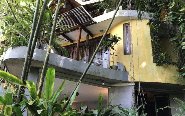 Отель Thambapanni Retreat Унаватуна вид на фасад