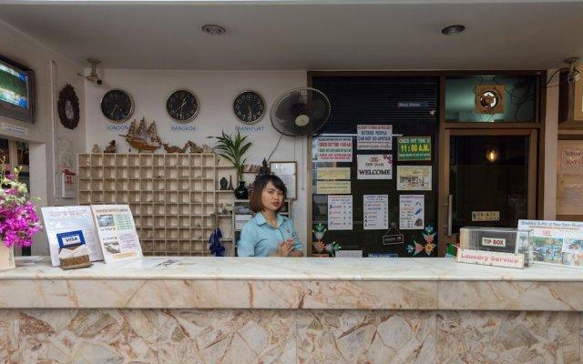 Отель New Siam Guest House Таиланд, Бангкок - отзывы, цены и фото номеров - забронировать отель New Siam Guest House онлайн интерьер отеля
