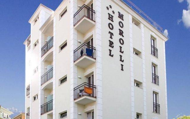 Hotel Morolli вид на фасад