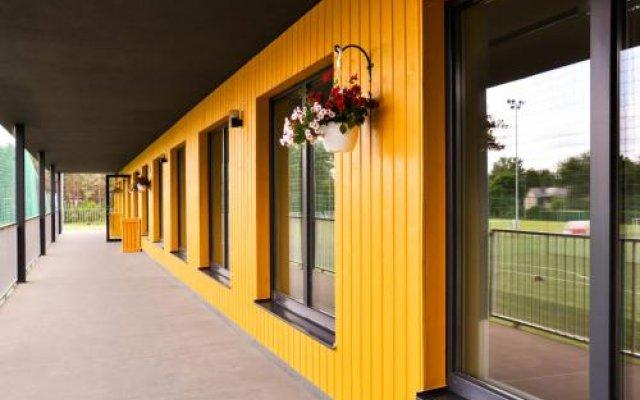 Отель Männiku JK Эстония, Таллин - отзывы, цены и фото номеров - забронировать отель Männiku JK онлайн вид на фасад