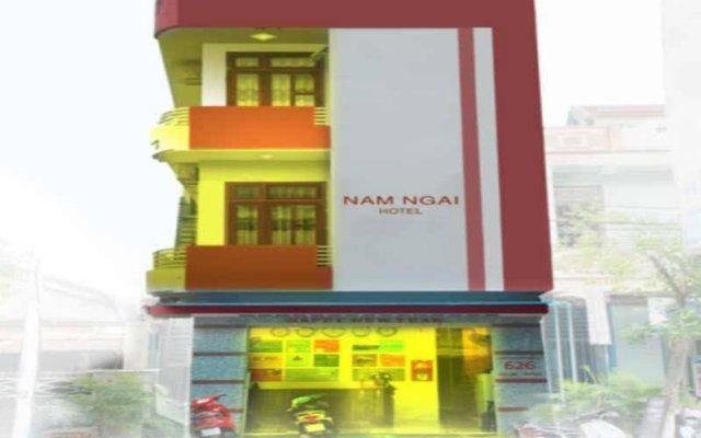 Nam Ngai Hotel вид на фасад