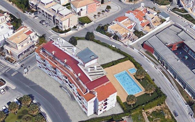 Отель Aguahotels Alvor Jardim Портимао вид на фасад