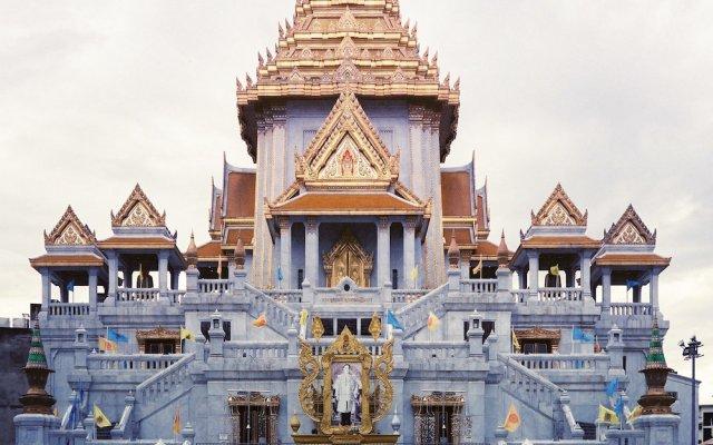 Отель Our Secret Base - Hostel Таиланд, Бангкок - отзывы, цены и фото номеров - забронировать отель Our Secret Base - Hostel онлайн вид на фасад